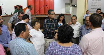 Congreso aprobó 2 mil 682 MDP de ingresos municipales para 2017