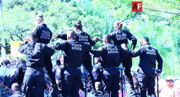 Exhortan al Congreso de la Unión apruebe reforma a favor de policías