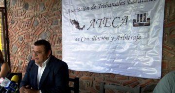 Anuncian ponencia sobre Tribunales de conciliación y arbitraje
