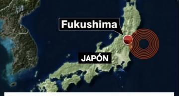 Sismo de 6.9 en Japón genera alerta de Tsunami