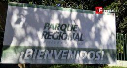 """Parque Regional """"Griselda Álvarez"""" cerrado al público hasta febrero de 2017: Seidur"""
