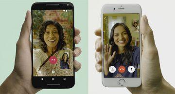 Así puedes hacer videollamadas por WhatsApp