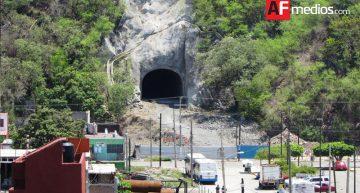 Más de 140 viviendas dañadas por detonaciones para construir el túnel ferroviario: SCT