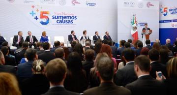 Peña Nieto pide definir agenda precisa en materia de seguridad
