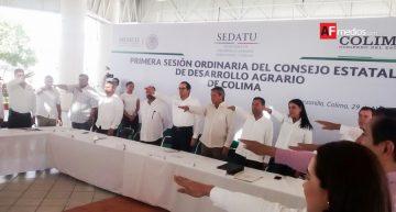 Sedatu entrega 367 títulos de propiedad en Asamblea de Desarrollo Agrario