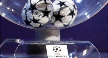 El lunes 12 de diciembre se conocerá suerte de Octavos en Champions League