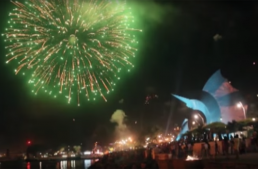 Esperan 150 mil personas en show de luces de fin de año en Manzanillo