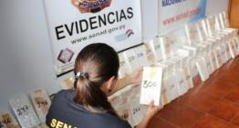 En Paraguay detienen a 4 mexicanos con 300 kilos de cocaína