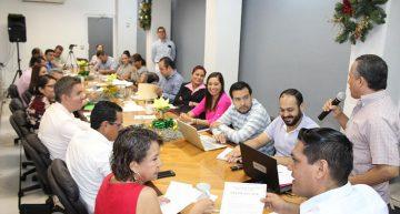 Congreso analiza las iniciativas del Sistema Estatal Anticorrupción