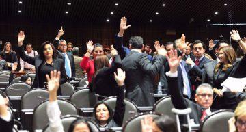 Diputados Federales la vuelven 'a aplicar'; 438 mil pesos de aguinaldo y bono