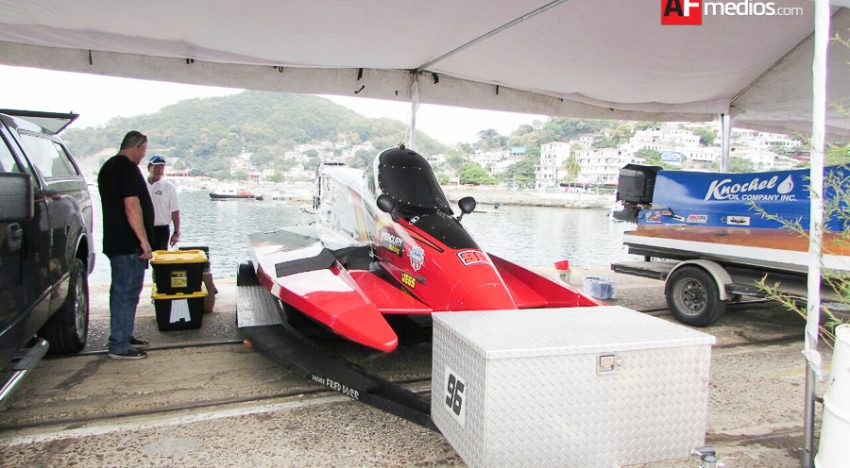 Anuncian F1 Champ Boat Series 2017 en Manzanillo