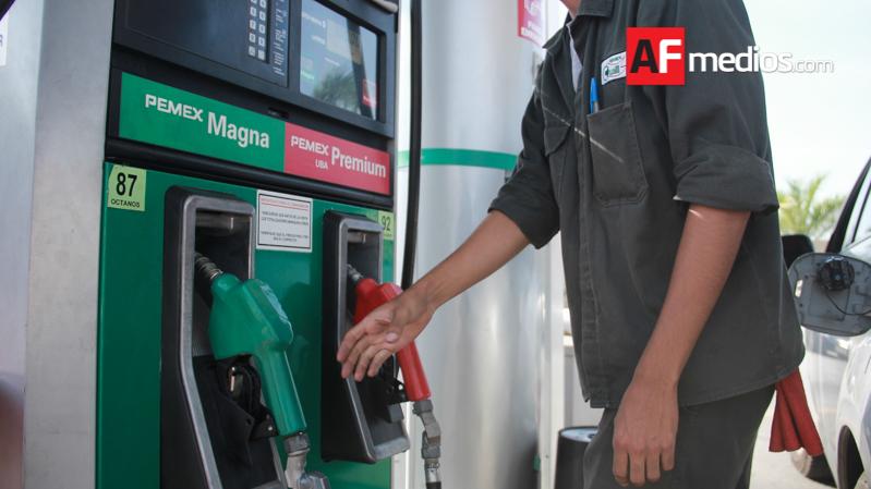 Legisladora federal dice que darán prioridad a propuestas por 'gasolinazo'