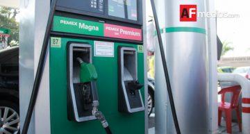 Para el 17 de marzo, Magna baja dos centavos y Premium uno
