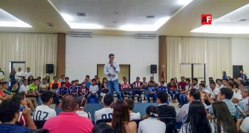 No permitan que nadie les diga que no pueden lograr algo: 'Toño' Rodríguez