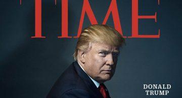 Time elige a Donald Trump como persona del año