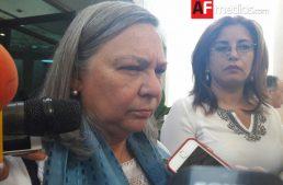 Valores y convivencia antes que operativos mochila: presidenta del INEE