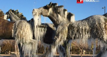 Frío en Ciudad Juárez