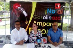 PRD tiene módulo en Piedra Lisa para tramitar juicios de amparo contra 'gasolinazo'