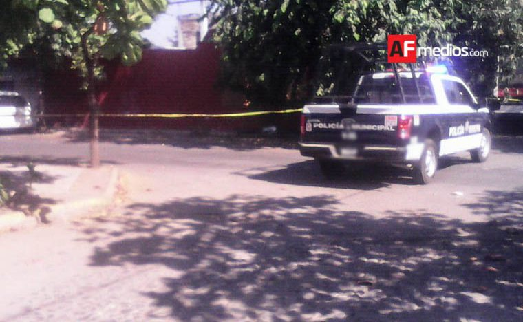 Asesinan a hombre en Loma Bonita, Villa de Álvarez