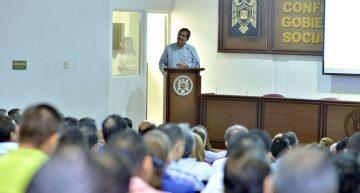 Rector llama a la unidad y relanza el Movimiento Universitario