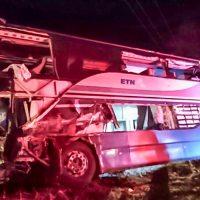Choque de autobús dejó 14 lesionados en Tuxpan, Jalisco - AFmedios
