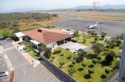 Aeropuerto de Colima incrementó movilización de pasajeros un 22% en 2016
