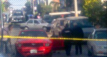 Enfrentamiento a balazos entre tripulantes de dos vehículos en Tepatitlán, Jalisco