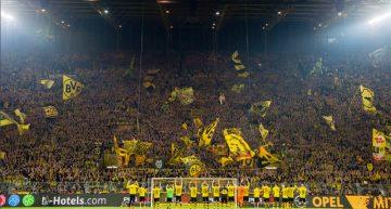 Borussia Dortmund se solidariza con México; le responde a Trump por muro