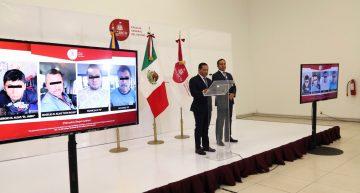Miembros de célula del CJNG que operaban en San Marcos Jalisco son capturados