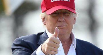 EU pagará el muro y México lo reembolsará: Trump