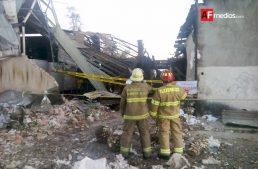 Explosión en fábrica de tequila de Tlajomulco, Jalisco