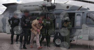 Joaquín 'El Chapo' Guzmán es extraditado a Estados Unidos