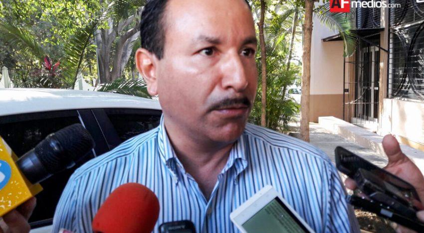 Sesión no se canceló por manifestación, sino por adecuaciones al Congreso: Federico Rangel