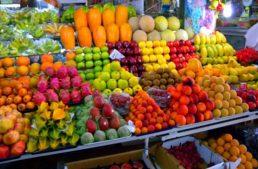 Consumo de frutas y verduras reduce riesgo de cáncer: Salud