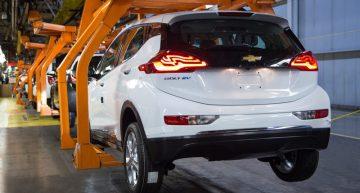General Motors regresará 100 empleos de México a EU