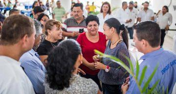 """Gaby Benavides ofrece el primer  """"miércoles ciudadano"""" del año"""