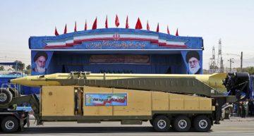 Irán se niega a confirmar si realizó ensayo con un misil