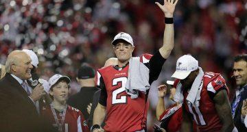 Falcons apabullan a Packers y están en el Super Bowl