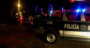Policías frustran robo de camión de carga en el Valle en Manzanillo
