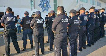 Congreso pide a municipios asuman responsabilidad en seguridad