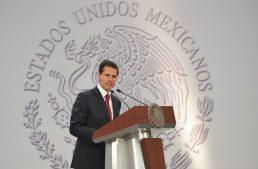 Mi respeto y admiración a los 139 soldados caídos en el sexenio: Peña Nieto
