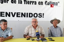 PUC bloqueará puerto de Manzanillo el 12 de enero: Arnoldo Vizcaíno