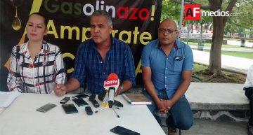 Cabildo de Armería renunció a viáticos de combustible: Omar López