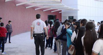 Semana Estatal de Protección Civil con la población escolar