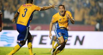 Tigres ante América en la jornada 3 del Clausura 2017