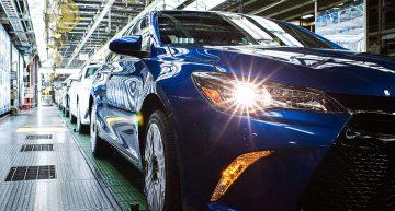 Toyota recuerda a Trump inversión de 21 MMDD y tienen 136 mil empleos en EU