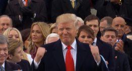 """""""America first"""": Donald Trump, al asumir el poder"""
