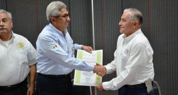 Profepa entrega certificados ambientales a API Manzanillo y terminal marítima Hazesa, en Colima