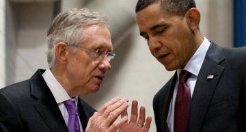 Senado de EU da primer paso para desaparecer el Obamacare