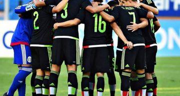 Con gol de Ronaldo Cisneros, México sub 20 vence 1-0 a Honduras
